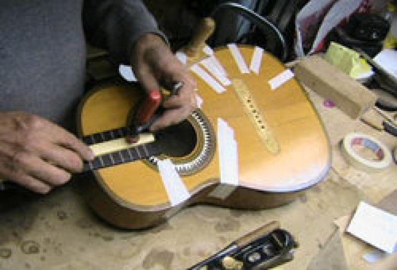 Gitarren Reparatur Hamburg Michael Wichmann