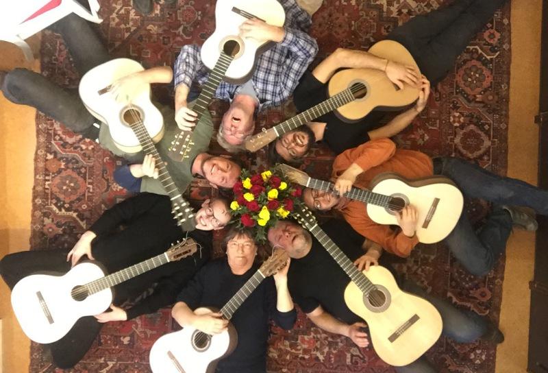 Gitarrenbauers Kurs Gitarre selber bauen Hamburg Michael Wichmann